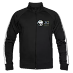 Men's Track Jacket Black