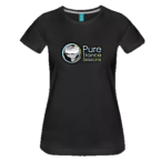 Women's Premium T-Shirt Black